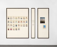 Taryn Simon,  Chapter XV,  2011 Thirty-one inkjet prints on two panels and panel with text, 84 x 118 3/4 inches (213.4 x 301.6 cm) overall, A.P. 1/3, edition of 4. Solomon R. Guggenheim Museum, New York Gift, Michael and Jane Wilson 2013.52 © Taryn Simon, courtesy Gagosian Gallery. Photo: © Taryn Simon, courtesy Gagosian Gallery