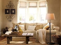 Pottery barn living room home is where the heart is гостиная Barn Living, My Living Room, Home And Living, Living Room Decor, Cozy Living, Living Area, Salons Cosy, Floor Lamp Base, Floor Lamps