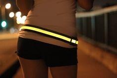 Halo - LED safety belt