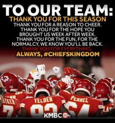 Kansas City Chiefs Football, Nfl Football Teams, Football Things, Classroom Quotes, Mission Accomplished, Uplifting Quotes, Super Bowl, Cheer, Bring It On
