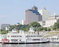 Memphis Riverboats - Memphis, Tennessee