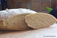 Pan integral sin gluten en panadera Lékué
