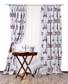 Window Treatments Design Ideas with Sophia curtains. Romantic Times, Window Treatments, Windows, Curtains, Decorating Ideas, Design Ideas, Collection, Color, Decoration