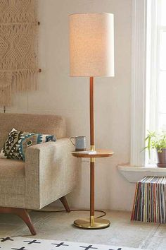 Assembly Home Edda Floor Lamp - Urban Outfitters