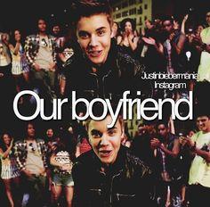 Our Boyfriend!!! OUR!!! My husband!!! MY!!! Jkjk