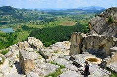 Die Felsenstadt Perperikon war eine der bedeutendsten Kultstätten der Thraker und zählt heute zu den meistbesuchten Orten Bulgariens © FRASHO / franks-travelbox