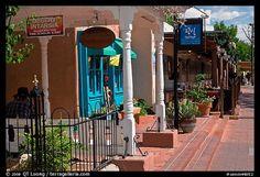 Albuquerque Old Town New Mexico | Stores, old town. Albuquerque, New Mexico, USA