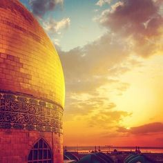 Shrine of Imam Hussain (as) in Karbala