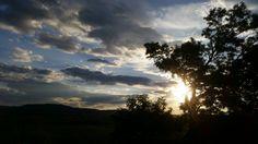 #sunset #sky #romania #countryside
