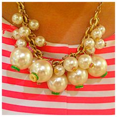 Lilly Pulitzer Spring '13- Goodie Goodie Necklace