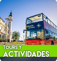 Tours y actividades