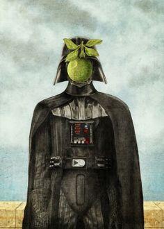 Se Magritte avesse visto Star Wars...