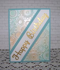 Ann Greenspan's Crafts: Birthday Card for a 21 yr old Nephew Birthday Greetings For Nephew, Simple Birthday Cards, Birthday Cards For Boys, Masculine Birthday Cards, Handmade Birthday Cards, Happy Birthday Cards, Greeting Cards Handmade, Masculine Cards, Male Birthday