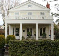 Enough with the latest fads. Let's stick with the tried and true classics to never go wrong. We have a few timeless exterior house colors & combinations that clients are raving about in Best Exterior Paint, House Paint Exterior, Exterior Paint Colors, Stucco House Colors, Grey Exterior, House Siding, Grey Paint Colors, Paint Colors For Home, Gray Paint