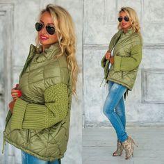 Short Leather Jacket, Elisa Cavaletti, Winter Stil, Winter Jackets Women, Outerwear Women, Winter Outfits, Winter Fashion, Clothes For Women, Womens Fashion