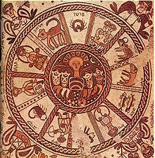 """Wheel of the Zodiac, Century Mosaic pavement in a synagogue incorporates Greek, Byzantine elements, Beit Alpha, Israel."" iPad Case & Skin by TOMSREDBUBBLE Jewish History, World History, Ancient History, Jewish Art, Aries Zodiac, Zodiac Signs, Scorpio Facts, Zodiac Art, Constellations"
