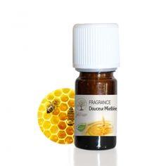 Fragrance naturelle Douceur miellée par Joli'Essence