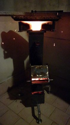 orruantonio Rocket stove