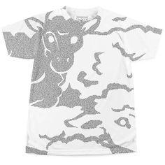 Beyond Good and Evil printed on a Tshirt. Cool.