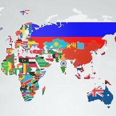 Questo flag dellautoadesivo della parete di World Map è un grande strumento educativo, con le bandiere di tutti i paesi del mondo in uno schermo mozzafiato, colorato. Se volete aiutare i vostri bambini con la loro geografia o ottenere clued per il prossimo quiz pub, questo adesivo parete sia funzionale e decorativo e porta un sapore vivace, multiculturale alla vostra decorazione. Questo adesivo è disponibile in due misure: Il pack regolare contiene 1 x World Map (130 x 60 cm). Il grande…