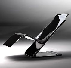 Contemporary Luxury Furniture  Frozen Water Table by Zaha Hadid  Capitone Chair by Nube - Sir armchair by Carlo Colombo