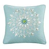 "Echo Sardinia Square Decorative Pillow, 18"" x 18"""