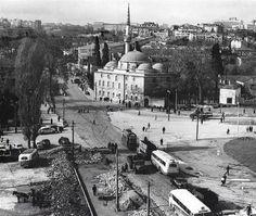 Ah İstanbul, İstanbul olalı... | Beşiktaş, 1950'ler