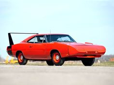 Dodge Charger Daytona http://www.musclecardefinition.com/