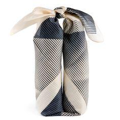Image of Folded Paper Japanese Furoshiki Wrap by LINK