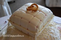 Wedding Cake Top - Everything is edible of course. Cake Toppings, Wedding Cakes, Sweets, Desserts, Food, Wedding Gown Cakes, Tailgate Desserts, Deserts, Good Stocking Stuffers