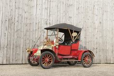 Ex-Louis Holland,1910 Renault AX 8HP   Chassis no. AX24695 Engine no. 9028