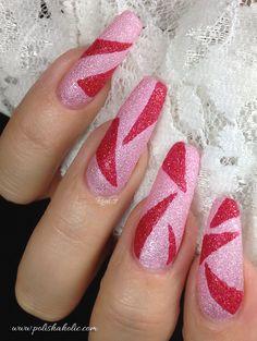 Guest Post by RiaG Polishaholic: OPI Liquid Sand Nail Art