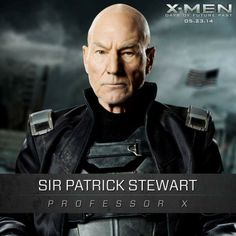 X-MEN: DAYS OF FUTURE PAST - Professor X