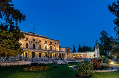 The Palace Of Corfu by Stylianos Lavranos on 500px