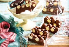 One of your favourite chocolate snacks can now be enjoyed in fudge form.