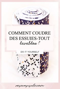 Discover recipes, home ideas, style inspiration and other ideas to try. Diy Couture, Couture Sewing, Diy Sponges, Produce Bags, Creation Couture, Diy Photo, Diy Tutorial, Knitting Patterns, Sewing Projects