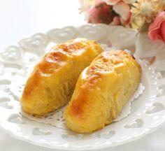 Japanese Double Baked Sweet Potato
