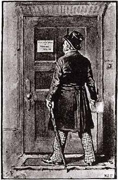 Sidney Paget, 1891