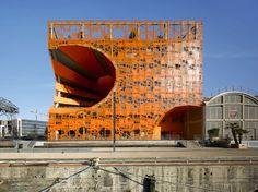 Cube Orange / Jakob + Macfarlane | Architecture