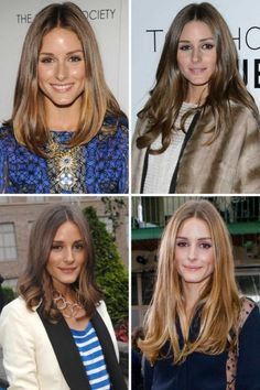 How to get Olivia Palermo's hair: style, cut, colour and care - Vogue Australia