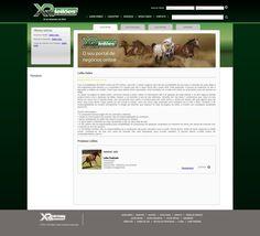 PHP nativo - XRLeilões - Estilização CSS/HTML