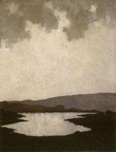 Antique Art for Sale Abstract Landscape, Landscape Paintings, Landscape Design, Landscapes, Narnia, Irish Painters, Irish Art, Paintings I Love, Art For Art Sake