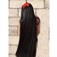 Girls With Beautiful Hair❤️ ( Beautiful Long Hair, Gorgeous Hair, Long Dark Hair, Thick Hair, Queen Hair, Super Long Hair, Silky Hair, Shoulder Length Hair, Female Images