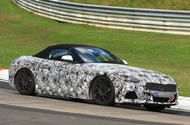 2018 BMW Z5 spotted testing flat-out at the Nurburgring Latest shots of Z4 successor clearly show rear design and taillights; sports car is co-developed by Toyota and could get optional four-wheel-drive  A 2018BMW Z5 development car has been spotted at the Nürburgring undergoing high-performance testing.  TheZ4successor can be seen wearing production-spec bodywork covered by light camouflaging. The sighting follows an earlier video (see below) where the car looks composed when cornering at…