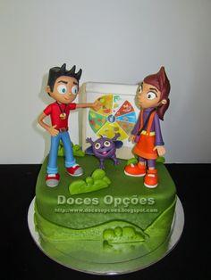 Doces Opções: Bolo de aniversário Nutri Ventures
