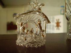 Sagrada Familia miniatura en vidrio