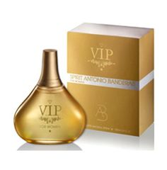 Spirit VIP for Women Antonio Banderas for women Pictures