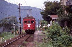 廃止間近の谷汲線4 Japan Train, Historical Photos, Transportation, Scenery, Memories, Landscape, City, Random Pictures, Historical Pictures