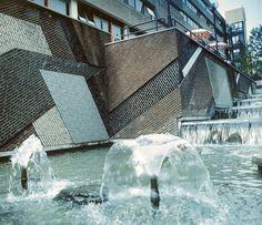 De Waterpartij die vroeger het centrum opfleurde