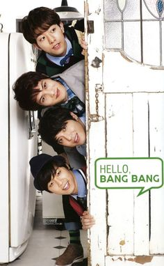 CNBLUE @ BANGBANG (cr po_taro)